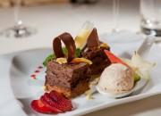 Royal au chocolat - Glace Crunch